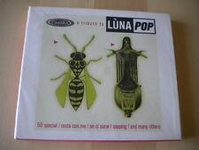 A tribute to Luna Pop 12 tracce vorrei 50 special metrò 2003 CD Nuovo Sigillato