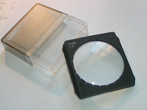 Cokin A103 Close-up +3 filter, with case. VGC