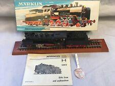 Märklin 3003 Personenzug Lok @2323@ Sammlung Spur H0 Lokomotive Neu OVP+Plakette