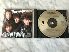 The Romantics Rhythm Romance CD DADC PRESS! 1985 Nemperor ZK 40106 RARE! OOP! NM