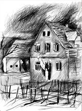 COCHIUS Loft, Bauhaus, Art Deco, Modern Art, Design, Kunst, signiert, limitiert