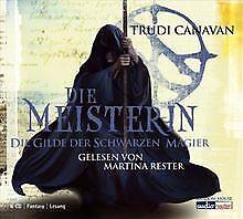 Die Meisterin. Die Gilde der schwarzen Magier 03. von Tr...   Buch   Zustand gut