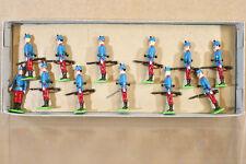Little Wars 15 WWI francese 2nd LIGHT Cavalry Regiment Nuovo di zecca Boxed NJ