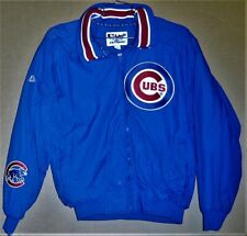 CHICAGO CUBS GAME WORN JACKET & TWO CAPS PACKAGE ---- (Inventory Number 11-239)