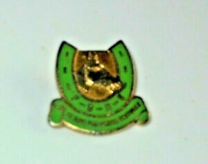 Enamel Badge - Friends of the British Horse Society