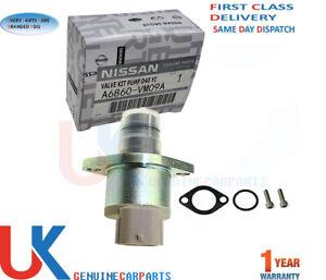 GENUINE DENSO Suction Control Valve 294200-0360 A6860-VM09A SCV D40 CRD Sensor