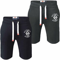 Mens Quality Big Size Duke D555 Embroidered Jersey Shorts Powell 3XL- 6XL