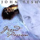 Grand Passion by John Tesh - Piano As New cd
