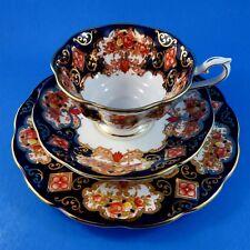 Royal Albert Heirloom Tea Cup, Saucer and Plate Trio Set