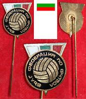 Fußball FOOTBALL Futebol Anstecknadel Badge FIFA VERBAND BULGARIEN BULGARIA