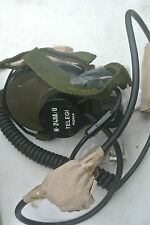 Radio Military headset H-246 A/U Radio PRC prc 8-9-10 sem 25 sem35 RV3 Rv4 RT70