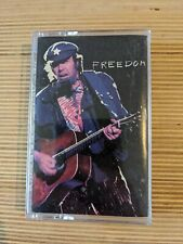 Neil Young Freedom Cassette Tape 1989 reprise records