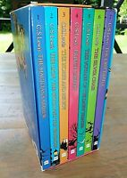 The Complete Chronicles of Narnia ( Boxed Set 7 Books ), C. S. Lewis