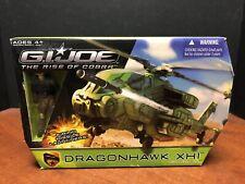 GI Joe Rise Of Cobra Dragonhawk XH1 With Wild Bill Dela0196