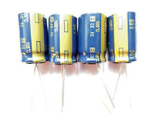 1000uf  50v 105c LOW ESR Size 16mmx25mm Panasonic EEUFC1H102  x4pcs