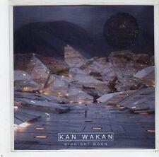 (GC786) Kan Wakan, Midnight Moon - 2014 DJ CD