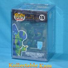 Fantasia - Sorcerer Mickey Purple & Green Artist Series 80th Anniversary Pop VI
