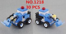 30 pcs ENLIGHTEN MINI Blocks DIY Kids Building Toys Puzzle Dozer 1218