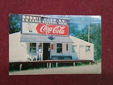 Rabbit Hash KY- General Store ~Coca-Cola~1960 Post Card