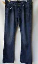 YMI from the City of Angeles Size 9 Stretch flare cut jeans