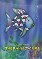 The Rainbow Fish by Marcus Pfister, NEW Book, FREE & Fast Delivery, (Paperback)