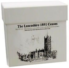 Lancashire 1891 Census Licenced CD Set S&n Direct