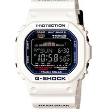 Casio G-Shock Tough Solar Digital Winter Soldier White x Black Accents Watch GWX