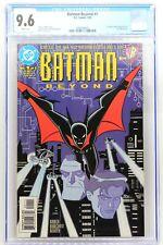Batman Beyond #1 DC Comics 1999 3/99 CGC 9.6 1st App Terry McGinnis - JK850