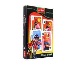 Zootropolis - Black Peter Children Playing Cards . Zwierzogrod Karty do Gry.