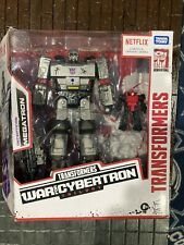 NEW Transformers War For Cybertron Trilogy Netflix Series MEGATRON *UNOPENED*