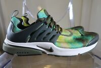 Men's Nike Air Presto GPX Fire Waves Rainforest Pack Green Sz 10 (848188-003)