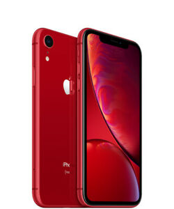 Brand New Apple iPhone XR - 64 GB - Unlocked - Special Edition Red - Bargain