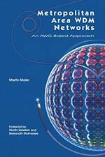 Metropolitan Area WDM Networks : An AWG Based Approach.by Maier, Martin New.#