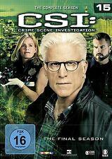 6 DVDs * CSI  LAS VEGAS - STAFFEL / SEASON 15 # NEU OVP §