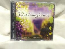 Wine Country Dreams Jack Jezzro Guitar Green Hill Instrumental Collection cd6911
