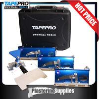 TapePro Finishing Flat Box Kit 3x Blue2 Boxes Recess Plate Shorty Handle BK-1