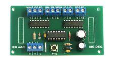 Sig-DEC DCC, Digitale SEGNALE DECODER per segnali di luce, NRMA DCC DIGITAL, Giusti