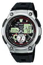 Casio hommes combinaison watch aq190w-1avdf
