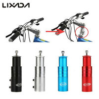 Mountain Bicycle Fork Stem Extender MTB Bike Handlebar Riser Head Up Adapter