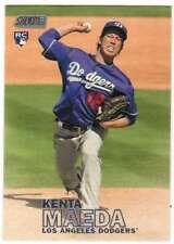 2016 Topps Stadium Club Baseball RC #91 Kenta Maeda Los Angeles Dodgers