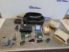 Lexus IS220d 05-08 XE20 2.2 Diesel 6 spd Manual ECU Kit Clock keys 89661-53701