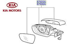 Genuine Kia Pro Ceed 2012-2016 Door Mirror Complete RH Manual Folding 87620A2060
