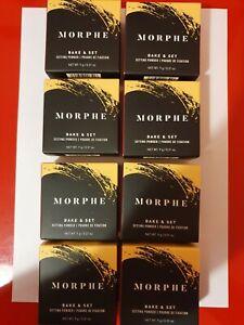 Morphe Bake & Set Powder X8!!!!!!