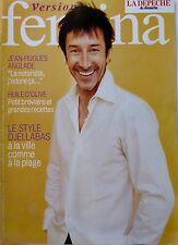 Mag 2002 : JEAN-HUGUES ANGLADE