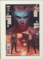 Thrawn 5 (Star Wars 2018 Marvel) 1st print Origin story Mandalorian Disney! WOW!
