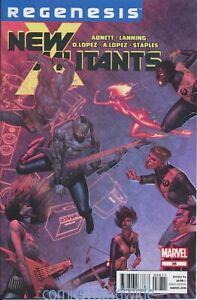 New Mutants #36 (2012 3rd Series) NM,  Regenesis, Blink