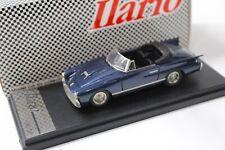 1:43 Ilario Ferrari F 250 GT Boano Cabriolet CH. N. 0461 GT dark blue