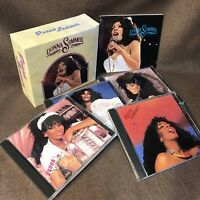 DONNA SUMMER Great Box JAPAN-ONLY 4CD BOX PHCR-3177~80 w/BOOKLET Free EMS