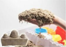 Kinetic Sand Indoor Play Craft Kids Magic Motion Non-Toxic, Brown (1.5 lb)