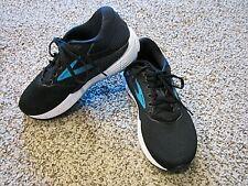 Brooks Ariel 20 Running Shoe, 120315 1D 064 Black Blue Women Sz 38/7 Wide D New